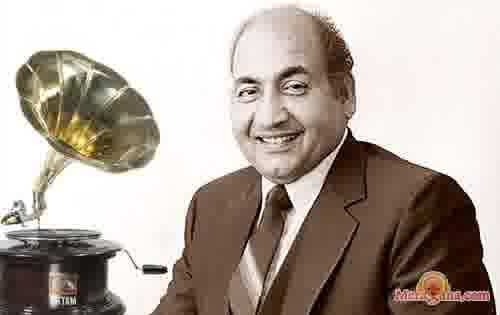 Poster of Mohd Rafi - (Hindi Non Film)